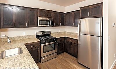 Kitchen, 119 W. 17th St-1729 Oakdale Street, 1