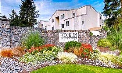 Community Signage, Fox Run, 0