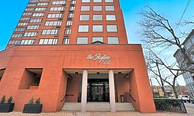 Building, 551 Observer Hwy 3M, 0