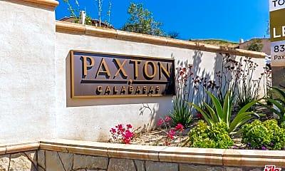 Community Signage, 4370 Paxton Pl, 2