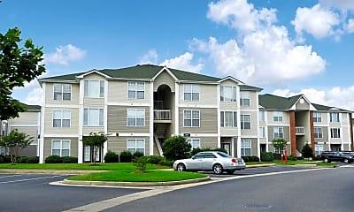 Building, Lake Ridge Apartments, 2