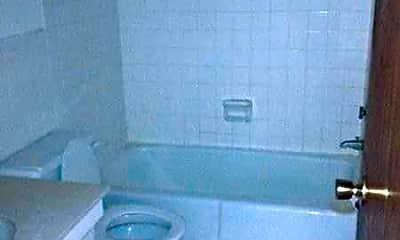 Bathroom, Pike Lake Apartments, 2
