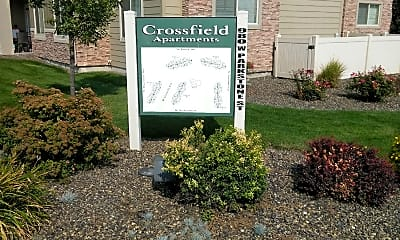 Crossfield Apartments, 1