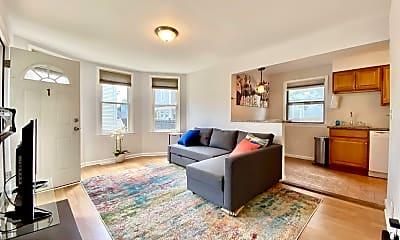 Living Room, 1203 Heck St 1, 0