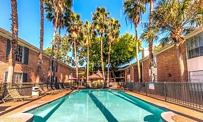 Pool, Village @ Piney Point, 1