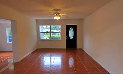 Living Room, 2513 Lafayette Avenue, 1