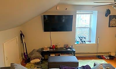 Bedroom, 121 Centre St, 1