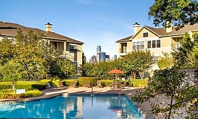 Pool, Grand Estates @ Kessler Park, 1