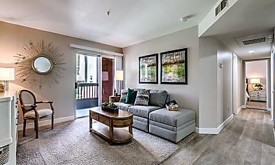 Living Room, Deerwood, 0