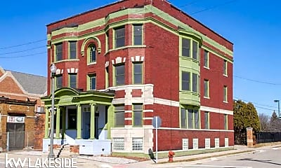 Building, 3402 Brush St 1, 1