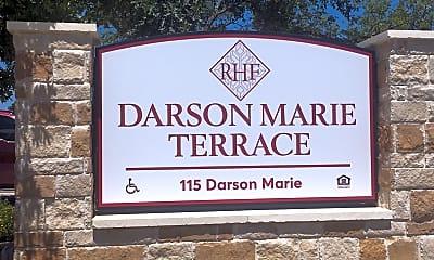 Darson Marie Terrace, 1