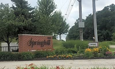 Asbury Springhill, 1