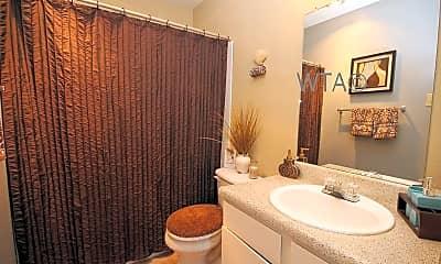Bathroom, 6623 Callaghan Rd, 1
