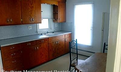 Kitchen, 23 Center St, 1