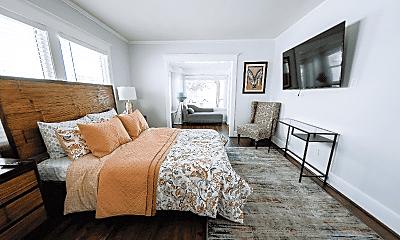 Bedroom, 5842 La Mirada Ave, 0