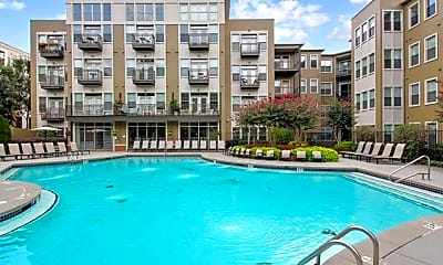 Pool, 100 Montag Cir Unit #1, 2