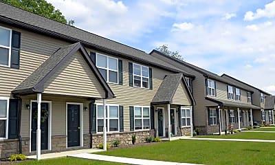 Building, Grace Meadows Apartments, 0