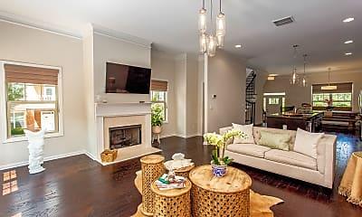 Living Room, 745 Fountainhead Lane Northeast, Unit 24, 2
