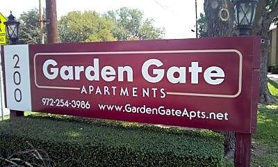 Garden Gate, 1