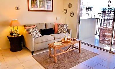 Living Room, 2440 K?hi? Ave., 1
