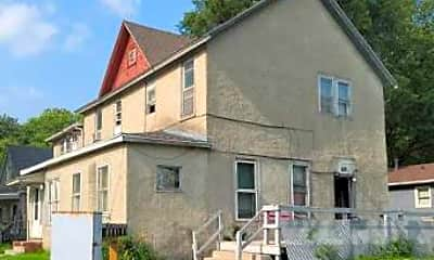 Building, 828 Avenue B, 0