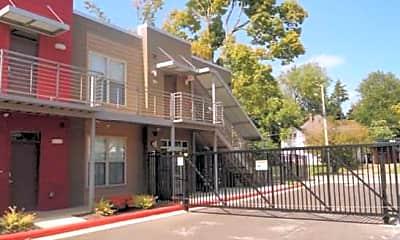 Building, 1200 Walnut Apartments, 0