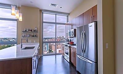 Kitchen, 201 Marin Blvd PH14, 1