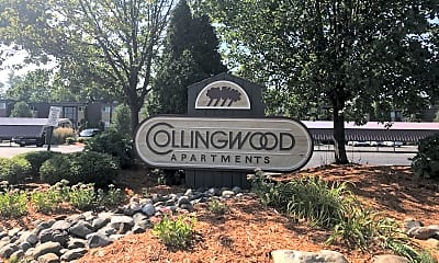 Collingwood Apartments, 1