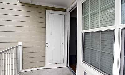Patio / Deck, Ridgemont Park Apartments, 2