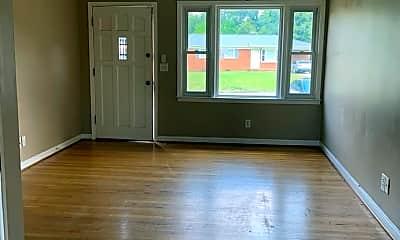 Living Room, 2031 Brighton St, 1