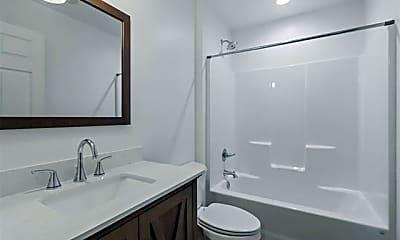 Bathroom, 1001 W 9th St B, 2