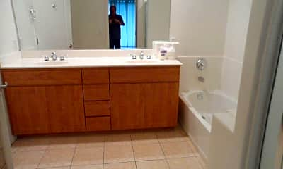 Bathroom, 17 W Vernon Ave 411, 2