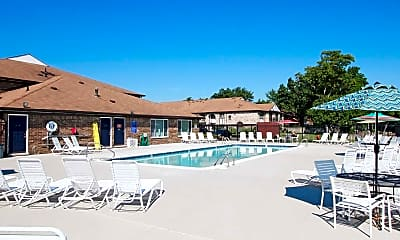 Recreation Area, Elizabeth Lake Estates, 1