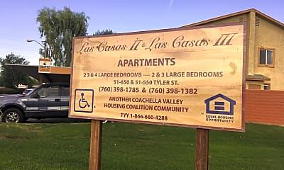 Las Casa Apartments, 1