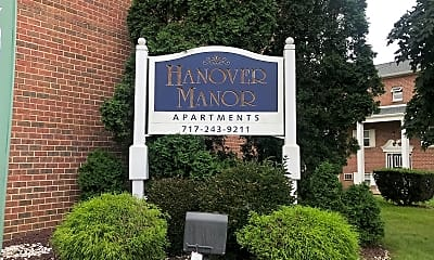 Hanover Manor Apartments, 1