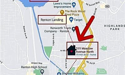Building, 319 Meadow Ave N, 2