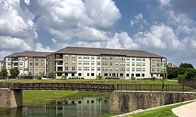Building, McDermott 55, 2