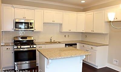 Kitchen, 1402 Creekside Glen, 1