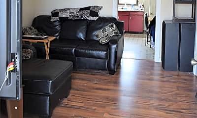 Living Room, 384 Tompkins St, 1