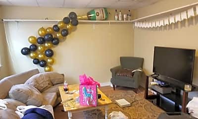 Living Room, 317 Ontario St, 1