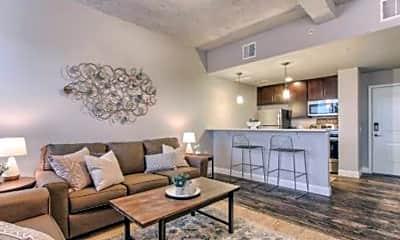 Living Room, 232 E. Market Street, 1