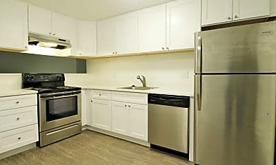 Kitchen, Bayview, 0