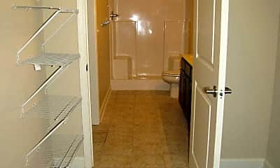 Bathroom, The Verandah & The Carriage House Senior Living, 2