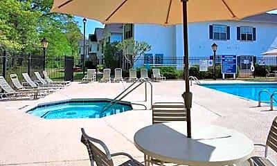 Pool, Village at Carver Falls - Phase II, 1