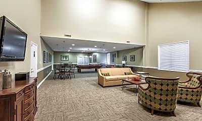 Living Room, West End Flats, 2