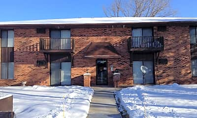 Building, 1201 Gunn Street, 2