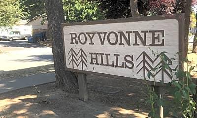 Royvonne Hills Apartments, 1