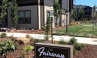 The Fairway Apartments, 1