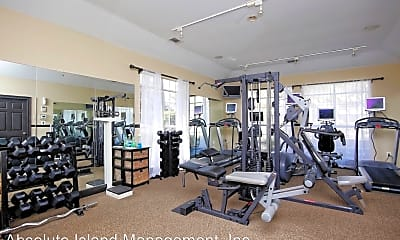 Fitness Weight Room, 380 Marshland Rd, 2