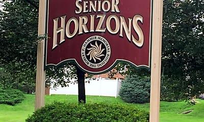 Senior Horizons at Clifton, 1